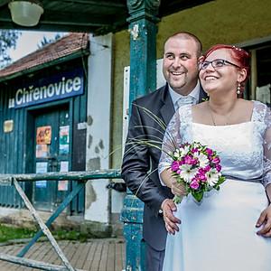 Svatba Hanka & Láďa