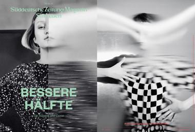 SZ Magazin / Caroline Machintosh