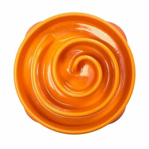 Outward Hound Fun Feeder Orange Mini
