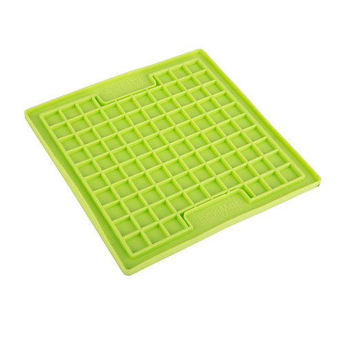 LickiMat Playdate Slow Feeder Mat - Green