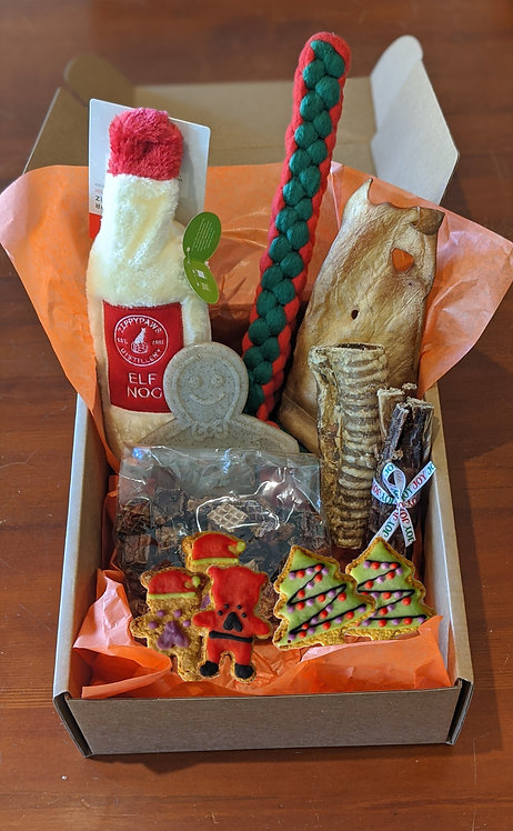 Christmas Biscuit Box Deluxe - Pre-Order