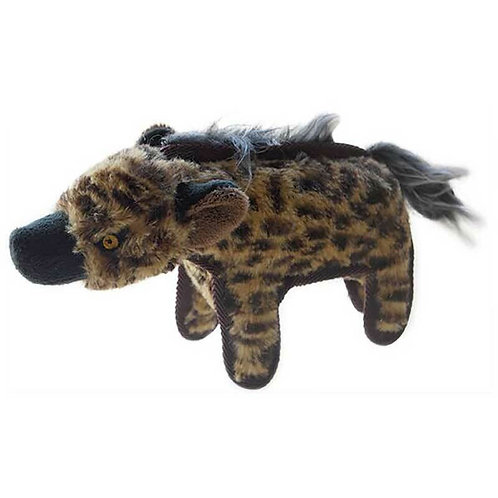 Ruff Play Plush Buddies - Tuff Hyena