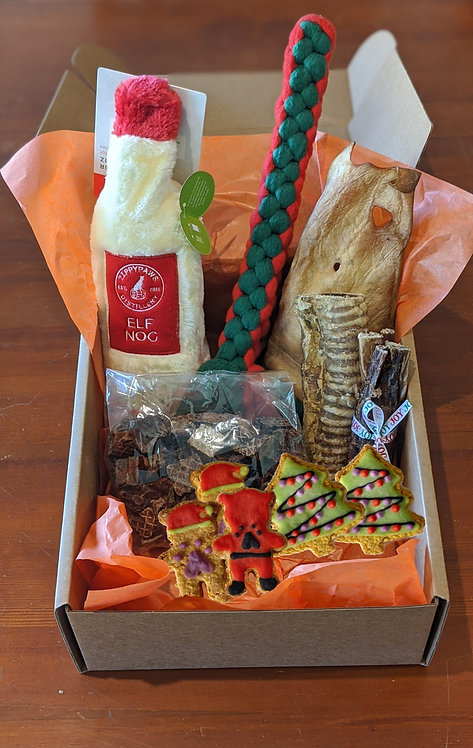 Christmas Biscuit Box - Pre-Order