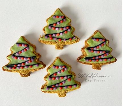 Christmas Tree cookie | PRE-ORDER