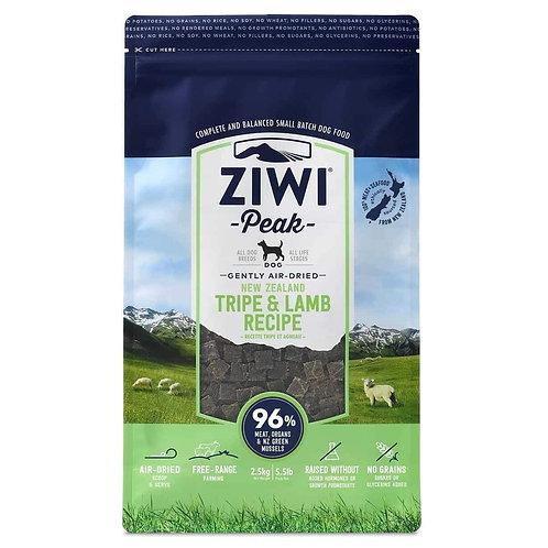 Ziwi® Peak Air-Dried Dog Food Tripe & Lamb