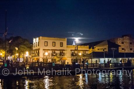Wilmington At Night