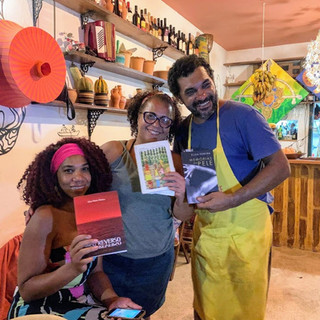 Sarau Fuzuê Literário Paraty