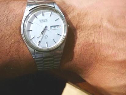 O relógio de meu pai