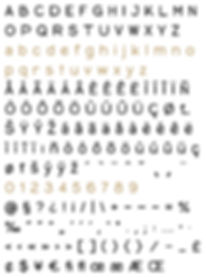 Jane typeface - Designed by Michael Parson - Typogama type foundry