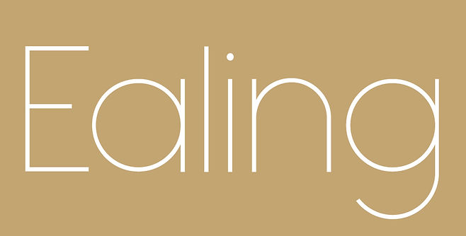 Ealing typeface - Designed by Michael Parson - Typogama type foundry