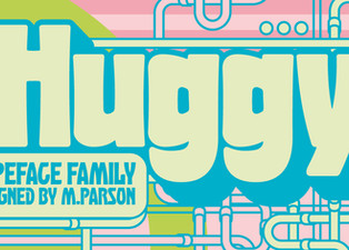New font release: Huggy