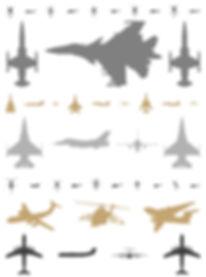 Wingbat typeface - Designed by Michael Parson - Typogama type foundry