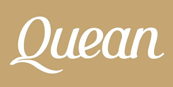 Quean typeface - Designed by Michael Parson - Typogama type foundry