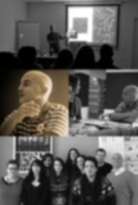 Typogama's Michael Parson teaching