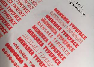 Font in Use - TypoDarium 2019