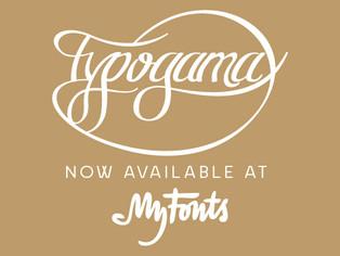 News: Typogama joins Myfonts