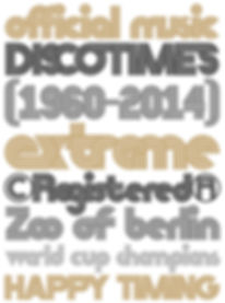 Nedo typeface - Designed by Michael Parson - Typogama type foundry