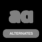 Opentype alternates