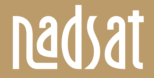 Nadsat typeface - Designed by Michael Parson - Typogama type foundry