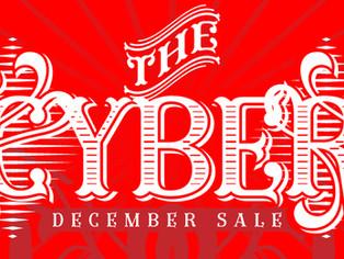 News: Cyber Sale at YouWorkForThem
