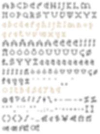 Vindaloo typeface - Designed by Michael Parson - Typogama type foundry