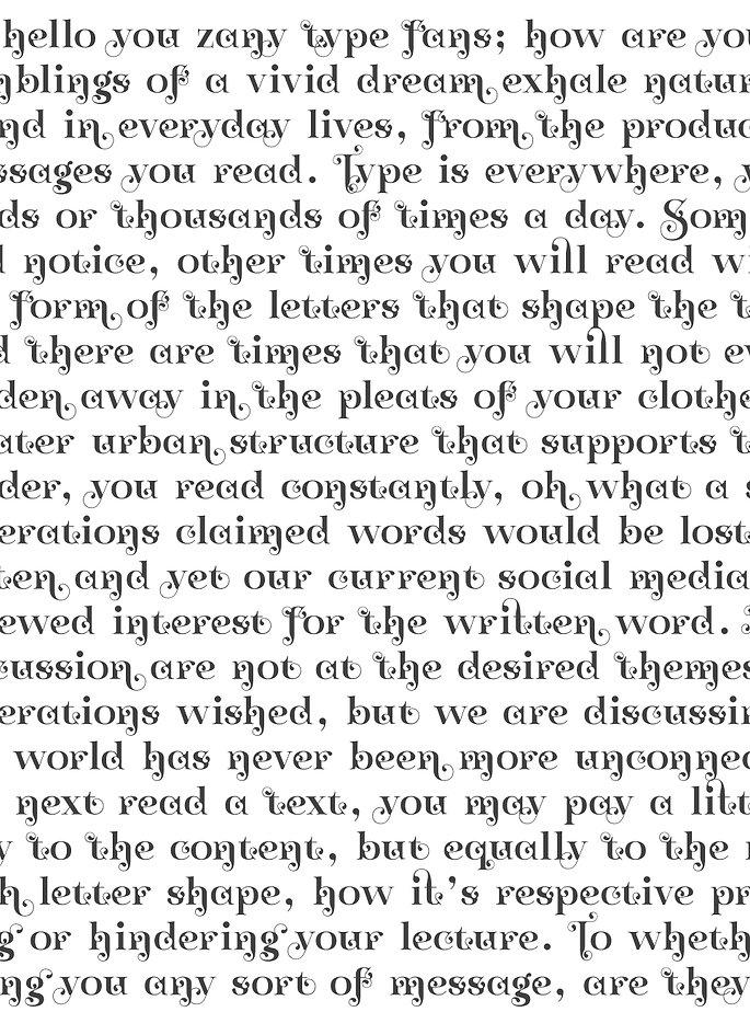 Zoltana text example