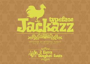 New font release: Jackazz, Chickenz & Framez