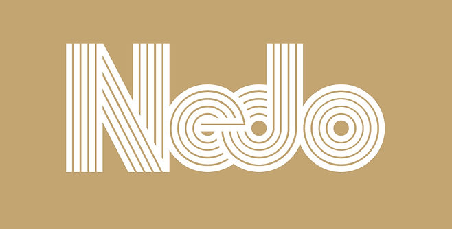Nedo typeface - Designed by Michael Parson - Typogama type foundry