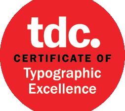News: TDC61 Type Design Contest