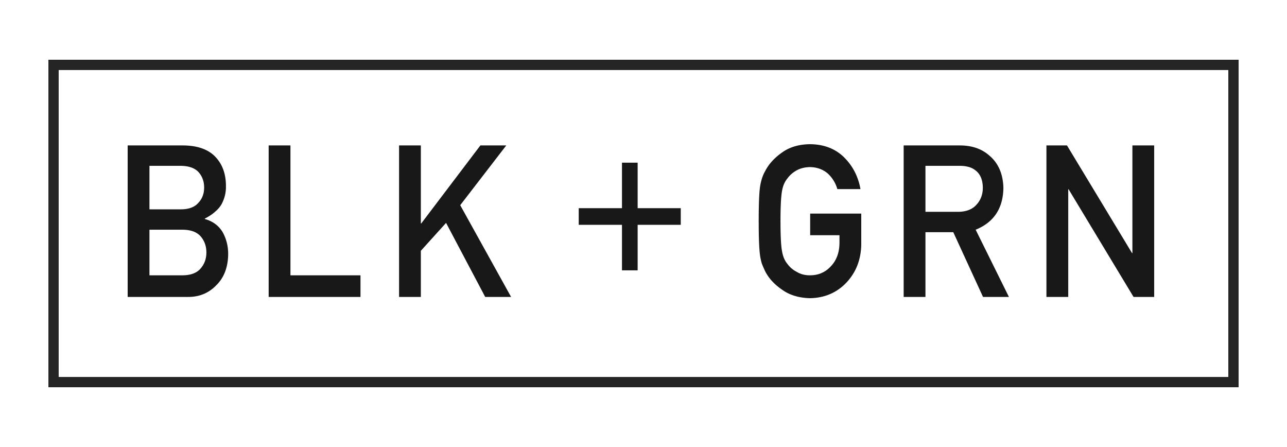BLK+GRN