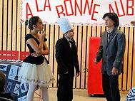 association Imagine théâtre