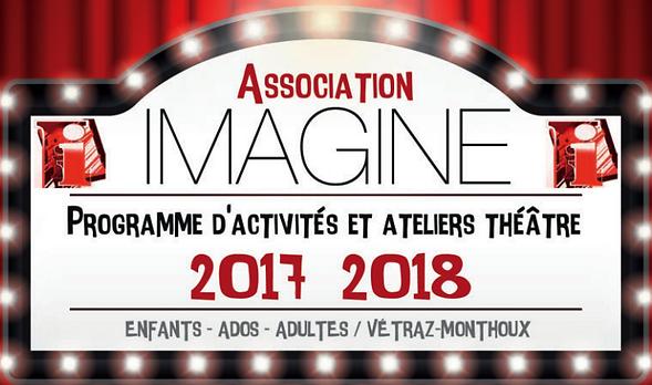 association Imagine théâtre Vétraz-Monthoux