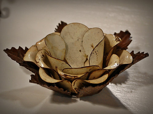 metal, flower, votive, candle, cover, table top, wedding, decor, rental