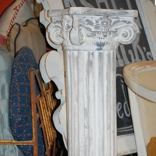white column architecture party event wedding decor