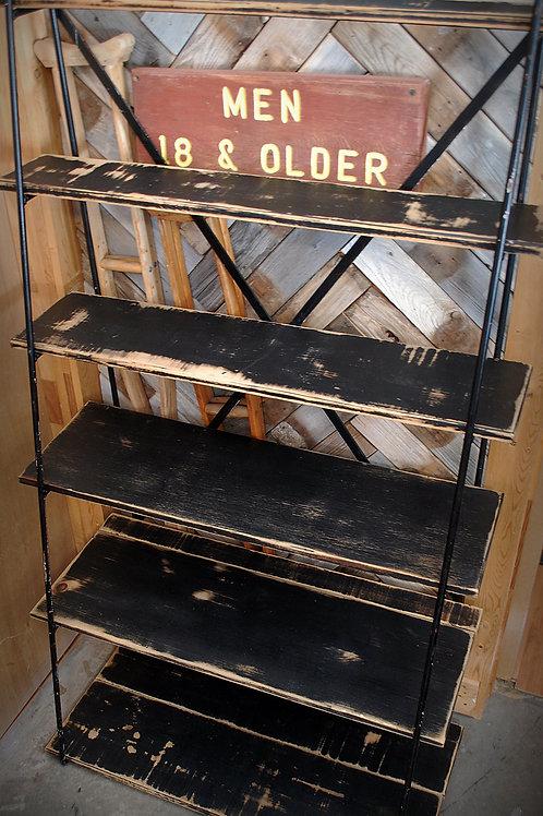 shelves, back bar, candy bar, wedding, rental