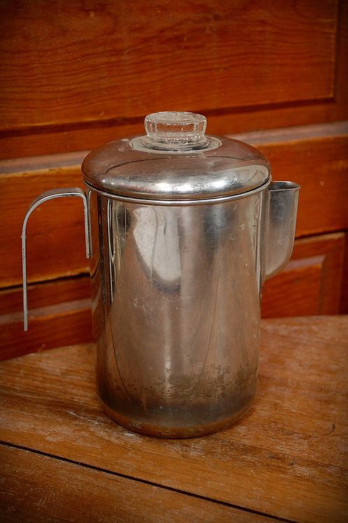 coffee pot, percolator, stove, kitchen, decor, rental