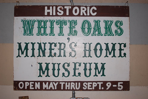 white oaks, museum, sign, display, decor, party, event