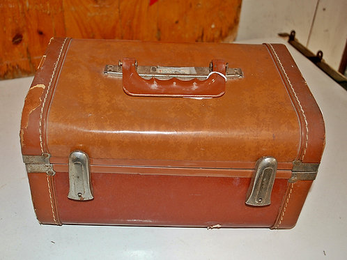 Brown Makeup Case