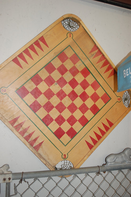 backgammon, checkers, board game, vintage, wood, display, party, decor