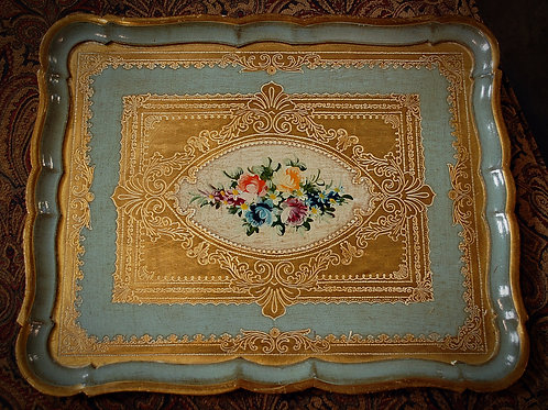 tray, italian, serving, decor, table top, event, rental