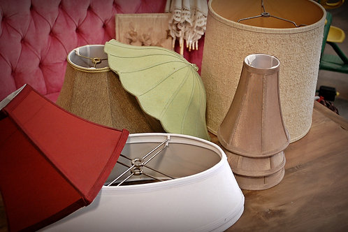 lamp shade, lighting, decor, prop, rental