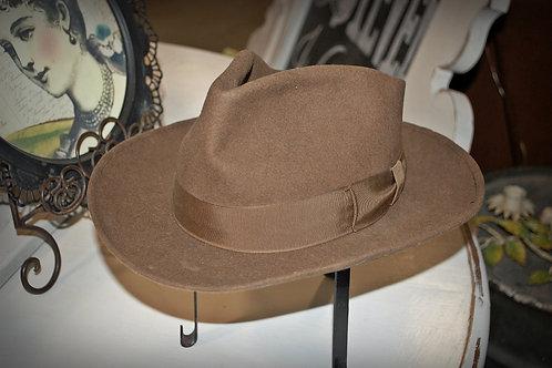 Beige Indiana Hat