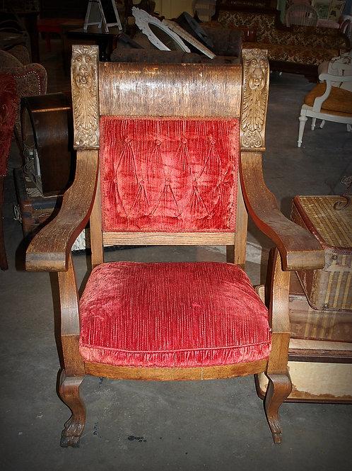 """Romeo"" King Chair"