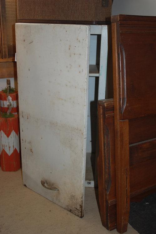 White Metal Cabinet