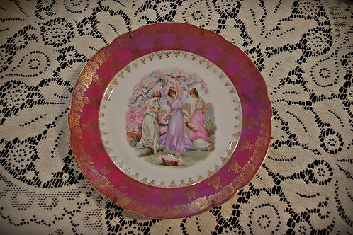 decorative plate, wall hanging, party, decor