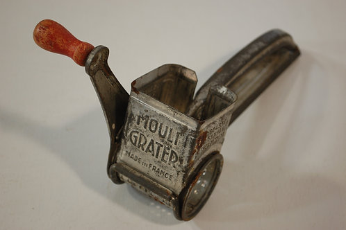 mouli grater, kitchen, decor, vintage, prop, rental