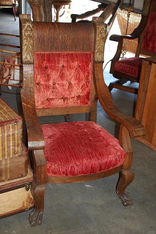 """""""Juliet"""" Queen Chair"""