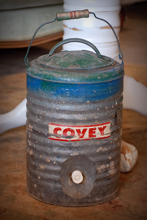 metal, water cooler, covey, decorative, serving