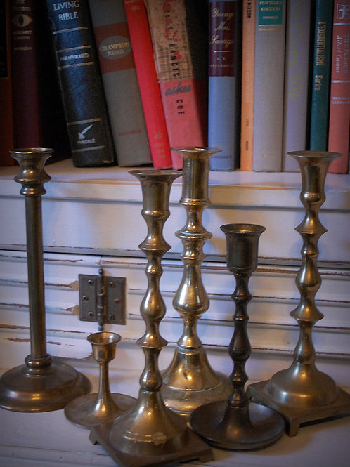 brass, candlestick, table top, decor, wedding, party, rental
