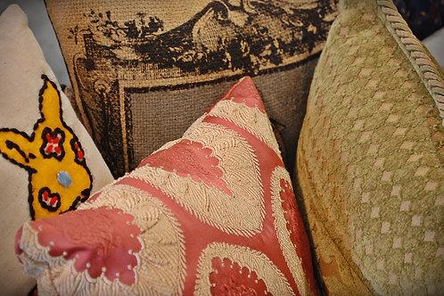 Pillows - assorted